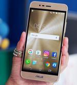 """Смартфон с мощной батареей ASUS ZenFone 3 Max ZC553KL (2016;5,5"""",2(3)GBRAM,32Gb,LTE,4100 мАч)"""