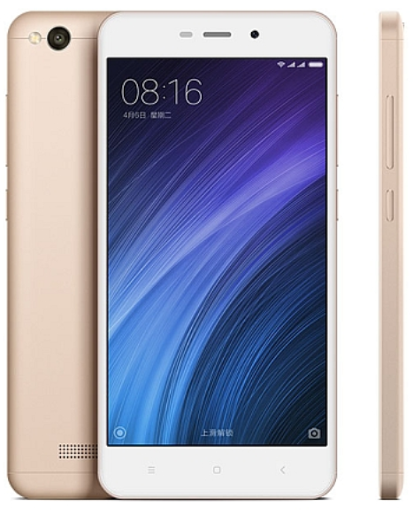 XIAOMI REDMI 4A 2GB 16GB GOLD