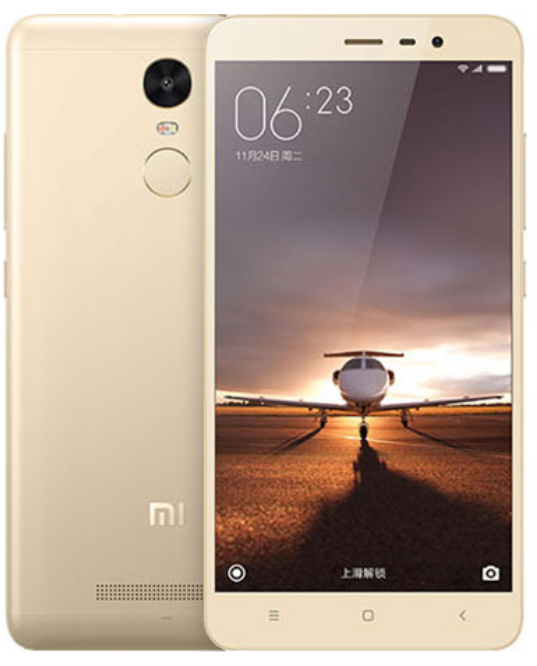 XIAOMI REDMI NOTE 3 GOLD 32 GB