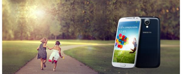 SAMSUNG GALAXY S4 16GB LTE