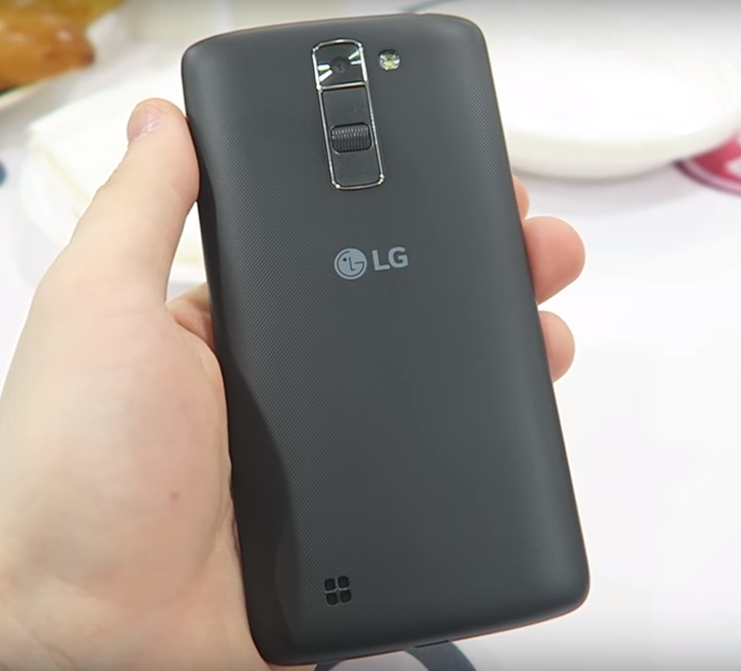 Instructions LG k4