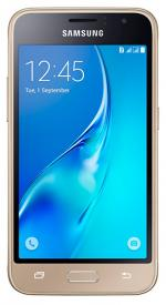 "Смартфон Samsung Galaxy J1 2016 (4.5"", Super AMOLED, GPS, FM-радио, microSD 128ГБ)"