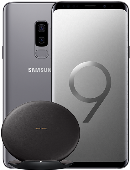 SAMSUNG GALAXY S9 PLUS SM G965F 256