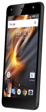 Смартфон Fly FS528 Memory Plus Black