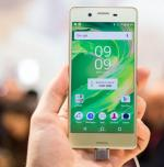"Смартфон Sony Xperia XA Ultra (6.0"", 21MP, 3GB RAM, 2700 mAh)"