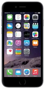 Apple iPhone 6 128Gb Black&Space Gray (Черный)