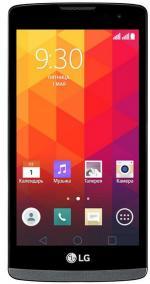 Смартфон LG Leon H324 титан (LGH324.ACISKT )