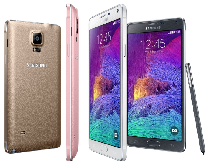 SAMSUNG SM N910C GALAXY NOTE 4 GOLD
